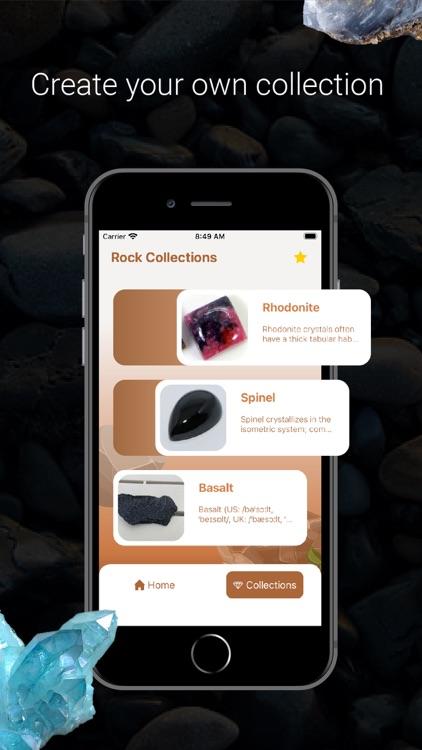 Rock Identifier Mineral Stone screenshot-3