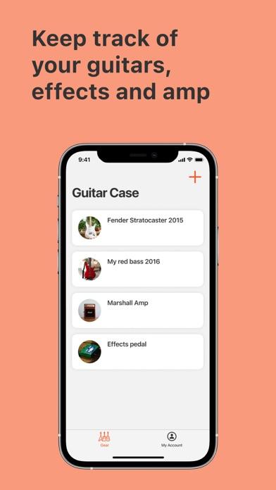 Guitar Case screenshot 1