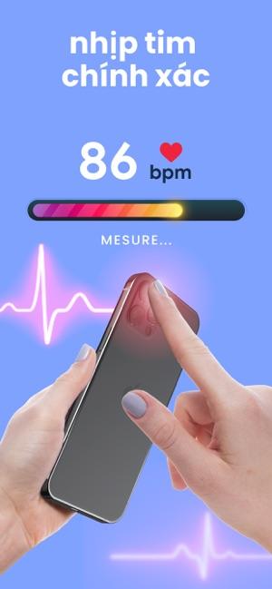 Heartify: Đo nhịp tim