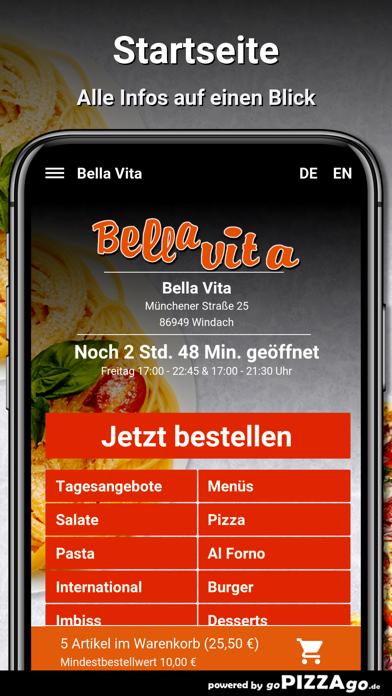 Bella Vita Windach screenshot 2