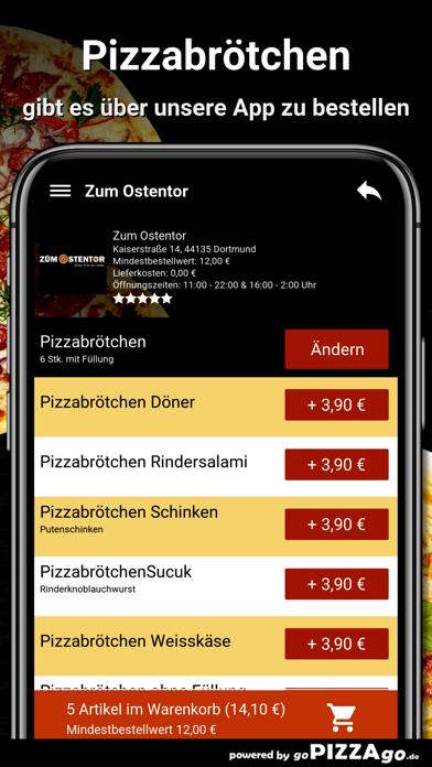 Zum Ostentor Essen bestellen screenshot 6