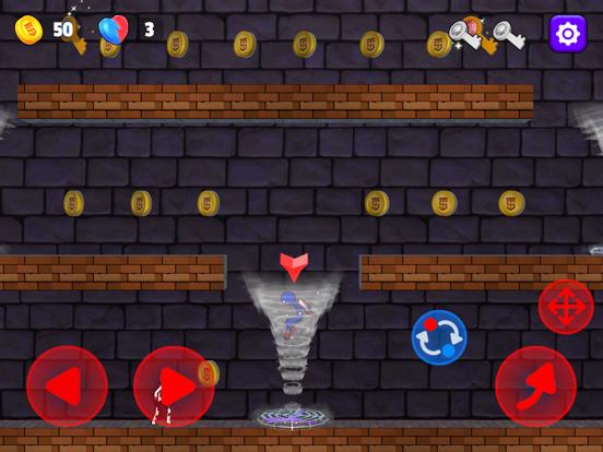 Red And Blue Stickman 3D 2021のおすすめ画像2
