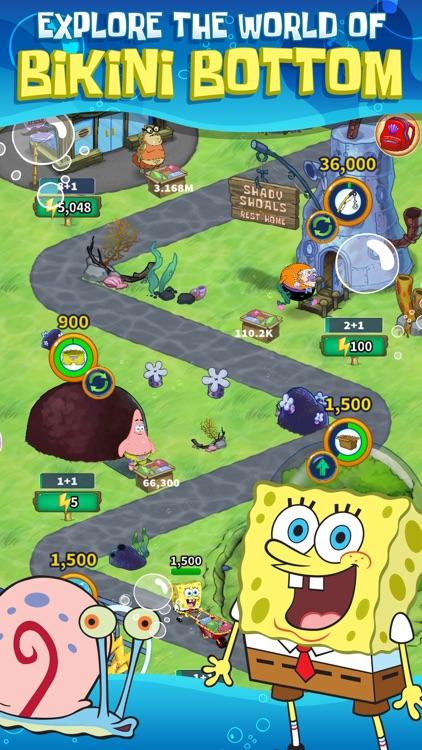 SpongeBob's Idle Adventures screenshot-0