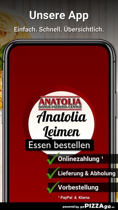 Anatolia Döner Leimen screenshot 1