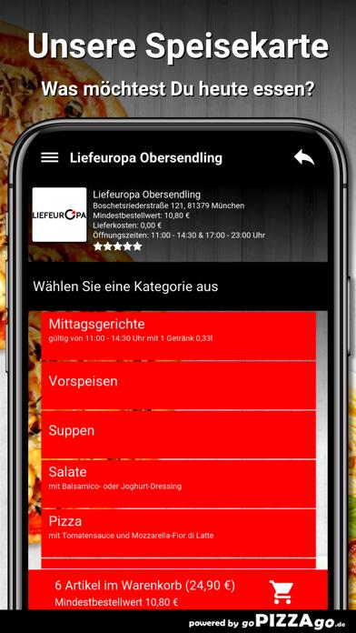 Liefeuropa München screenshot 4