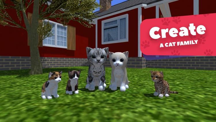 Cat Simulator 3D - Animal Life screenshot-0