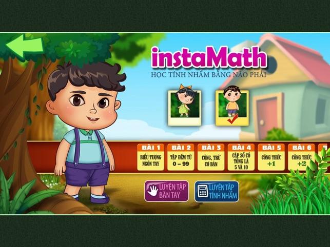 instaMath