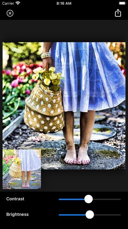 Super Contrast - Enhance Photo screenshot-4