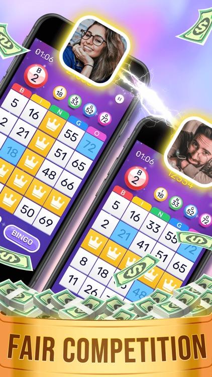 Bingo King - Fight For Cash screenshot-3