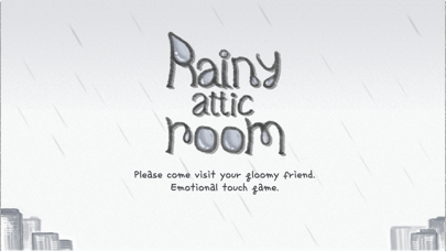 Rainy attic roomScreenshot of 1