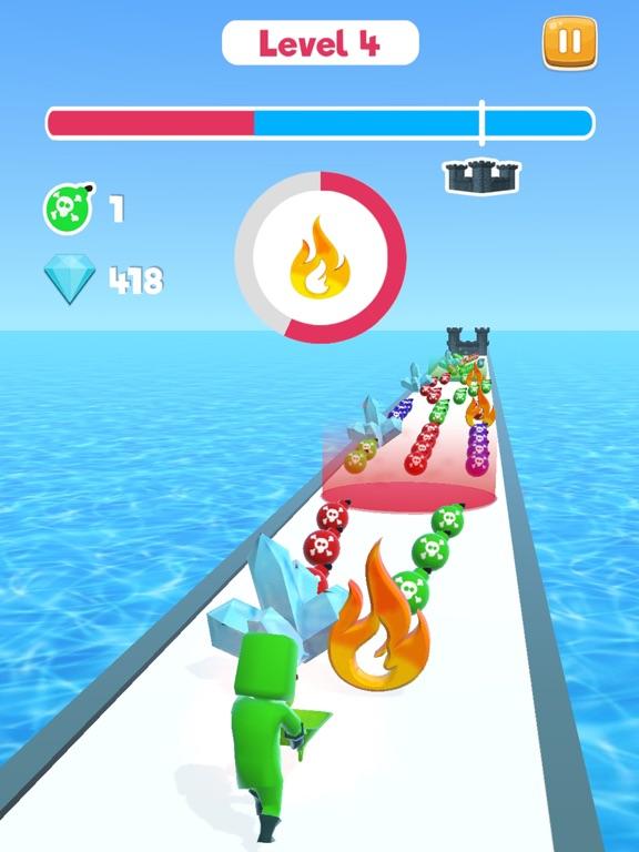 Bomber Rush 3D screenshot 5