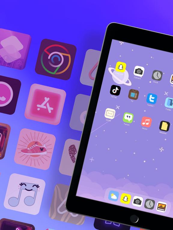 Fancy Widgets & Themes screenshot 17