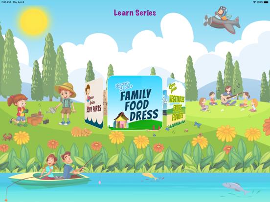 Learn Series for Kids screenshot 7