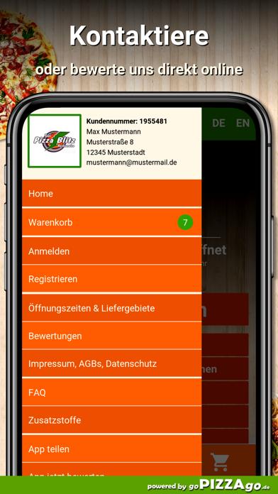Pizza Blitz Graben-Neudorf screenshot 3