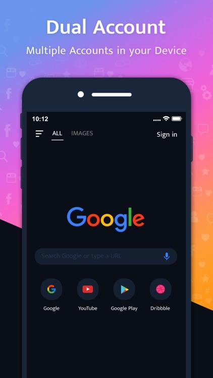 Multiple Account - Dual Space screenshot-8