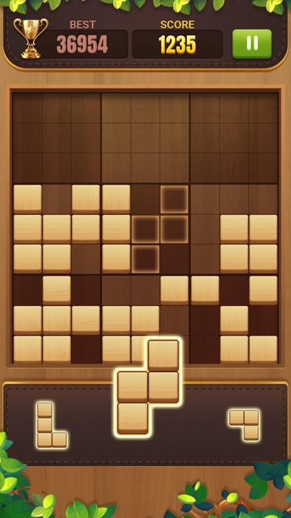Block Puzzle: Wood Sudoku Game
