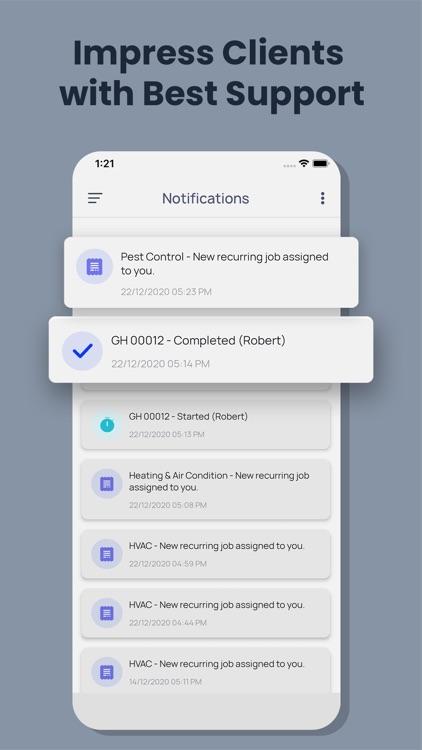 FieldCamp: Field Service App screenshot-5