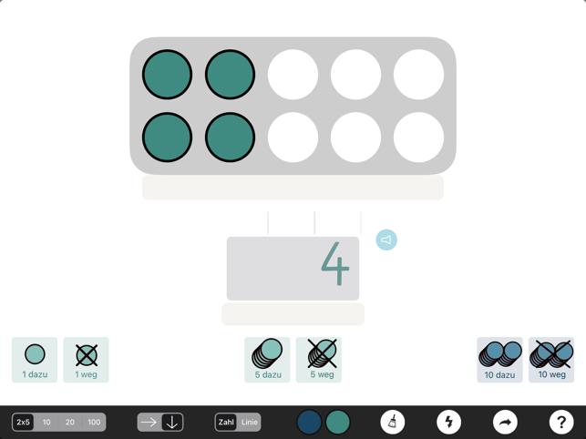 Zahlenfeld Screenshot