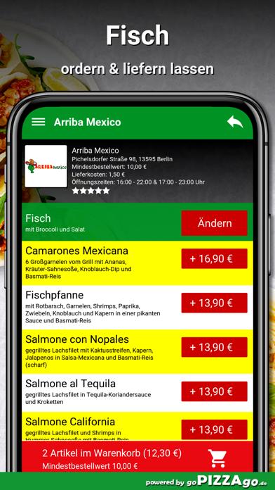Arriba Mexico Berlin screenshot 6