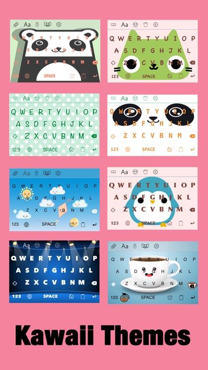 Color Fonts Keyboard screenshot-5