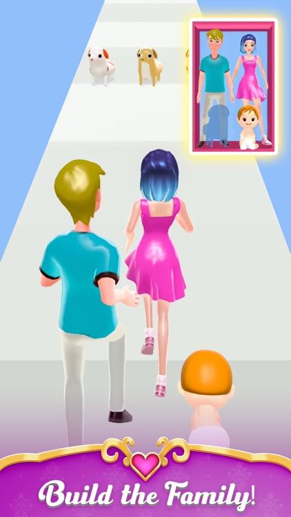 娃娃爱跑酷 (Doll Designer) screenshot-4