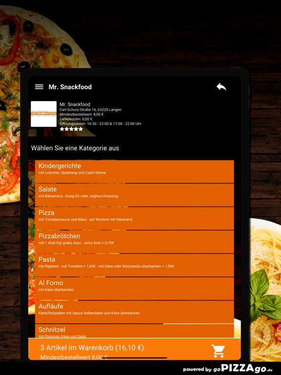 Mr. Snackfood Langen screenshot 8