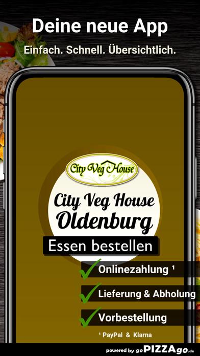 City Veg House Oldenburg screenshot 2