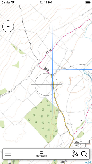 Yorkshire Dales Map Pro screenshot 2