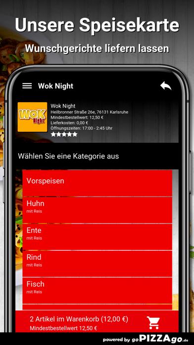 Wok Night Karlsruhe screenshot 6