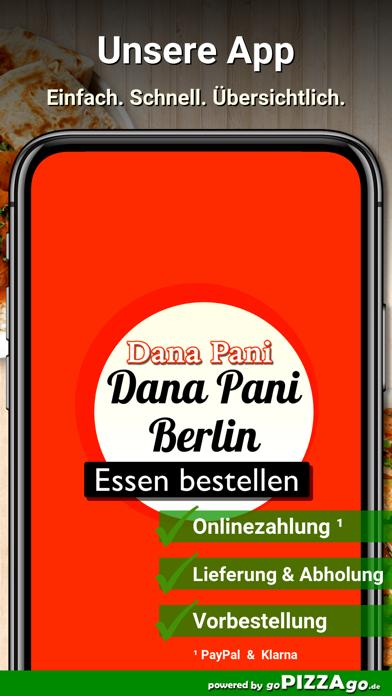 Dana-Pani Berlin screenshot 1