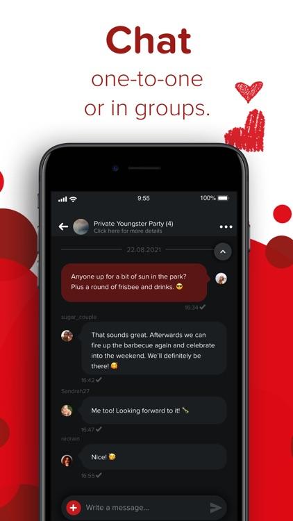 JOYCE Dating Singles & Couples screenshot-6