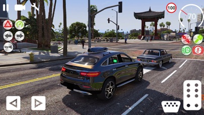 Car Driving Test Sim : SUV紹介画像1