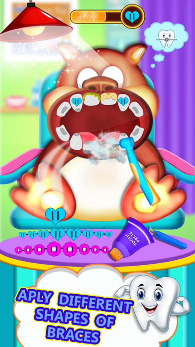 Больница врач стоматолог клиниСкриншоты 3