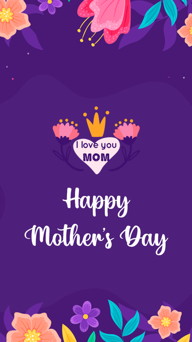 Mother's Day Stickers! screenshot 1
