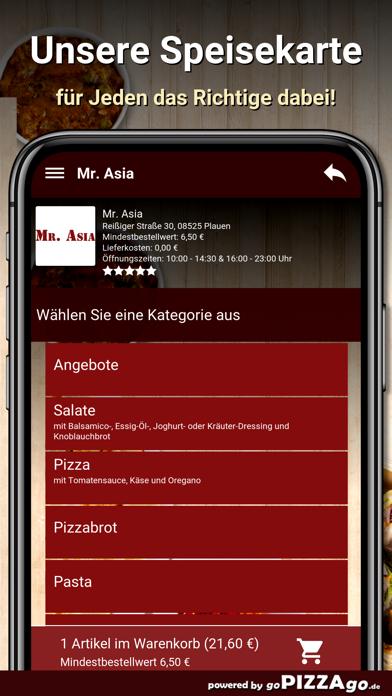 Mr. Asia Plauen screenshot 1