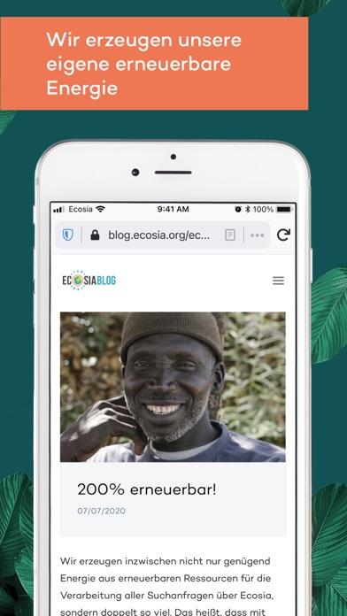 EcosiaScreenshot von 6
