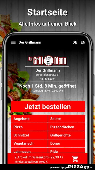 Der Grillmann Essen screenshot 2