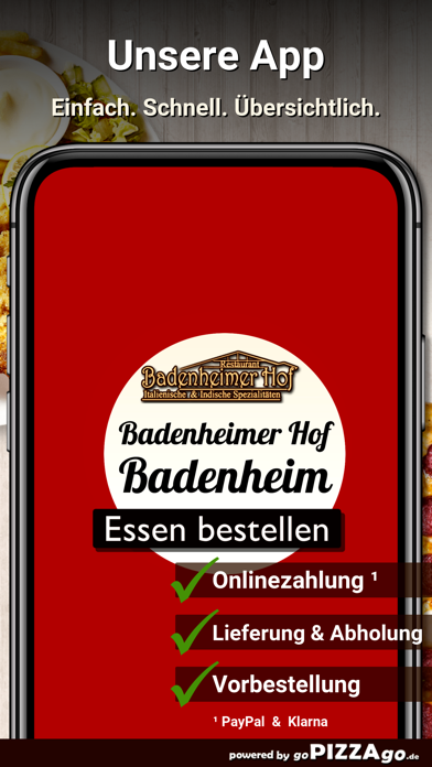 Badenheimer Hof Badenheim screenshot 1