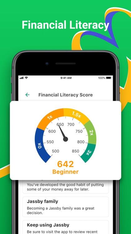Jassby: Virtual Debit for Kids screenshot-3