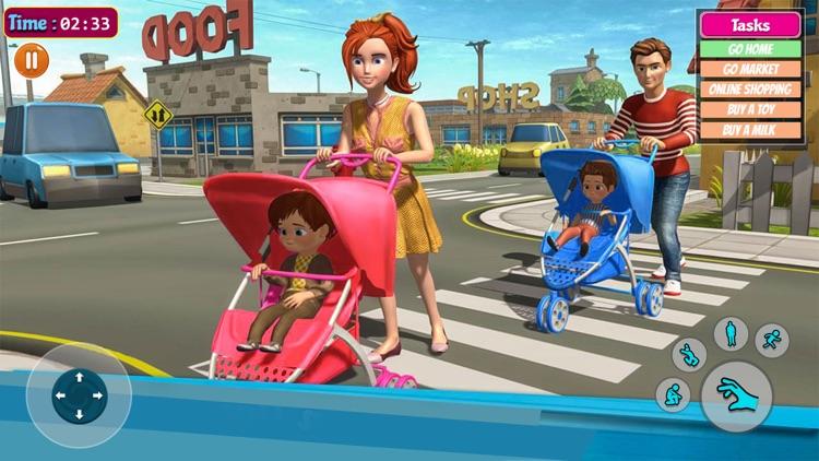 Virtual Mother : Baby Life Sim