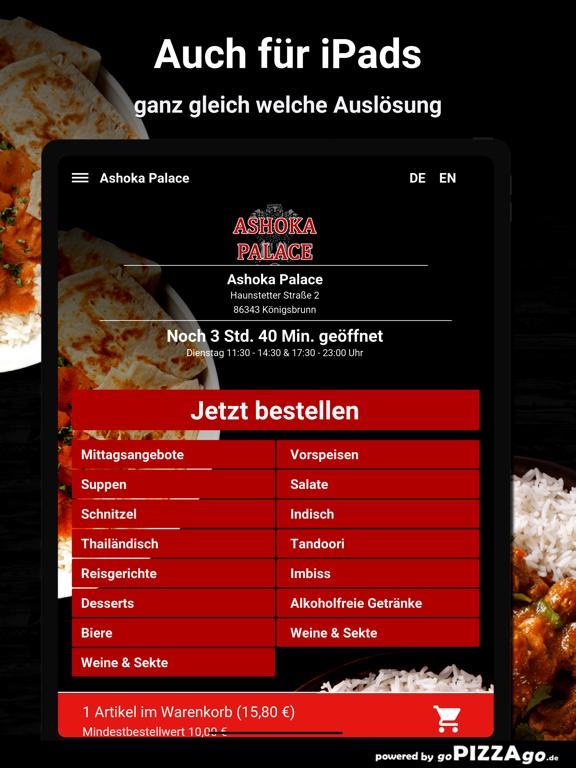 Ashoka Palace Königsbrunn screenshot 7
