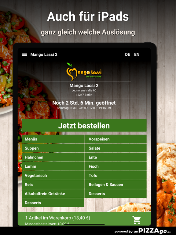 Mango Lassi 2 Berlin screenshot 7