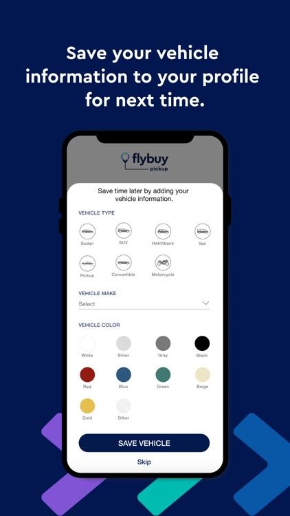 Flybuy Pickup screenshot-4