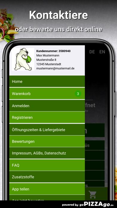 FateFoodBag Berlin screenshot 3