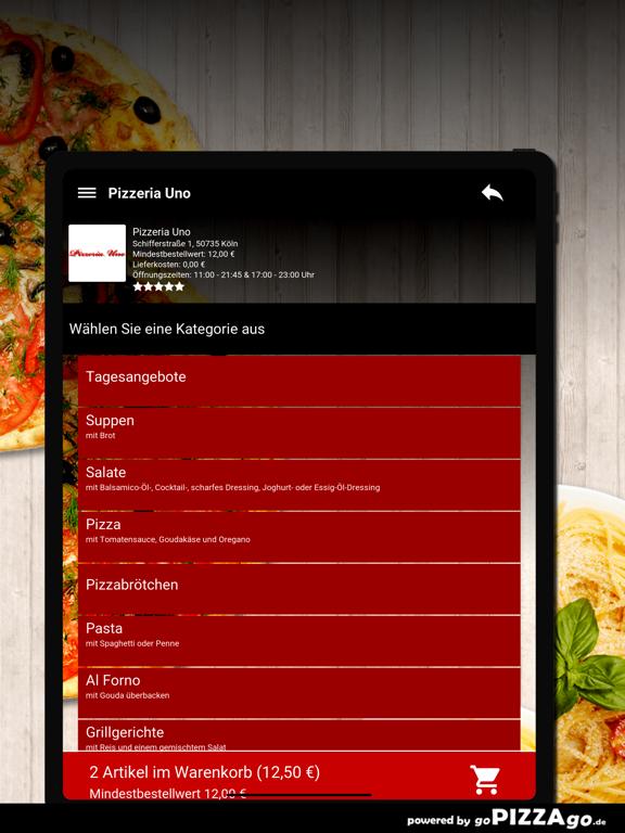 Pizzeria Uno Köln screenshot 8