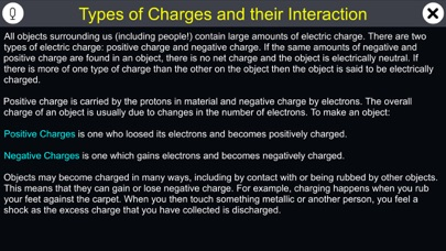 Types of Charges screenshot 1
