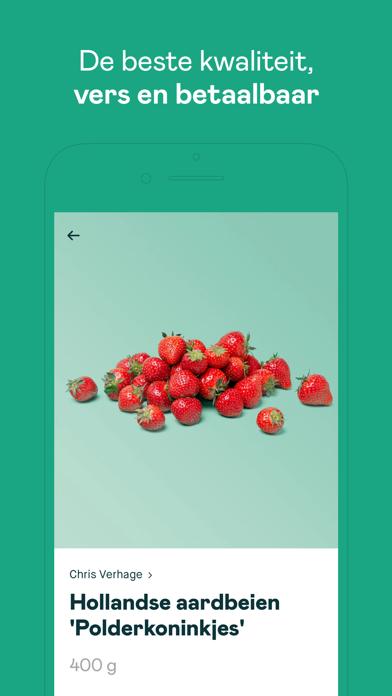 Crisp supermarkt iPhone app afbeelding 3