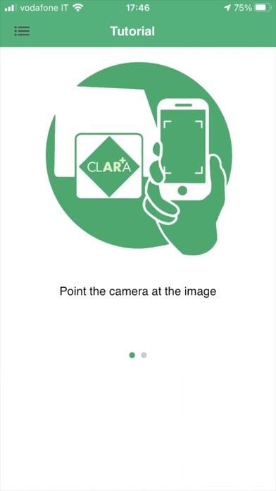 CLARA+ screenshot 2
