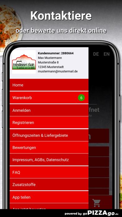 Tandoori Hut Eisenach screenshot 3