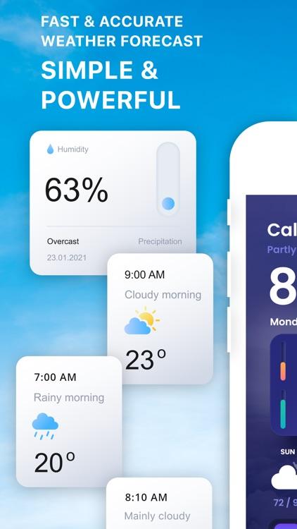 The Weather App: Radar Now